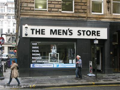 "The Men""s Store Glasgow"