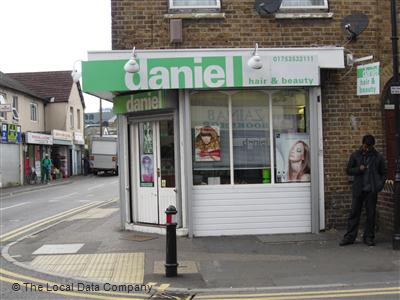"Daniel""s Hairdressers Slough"