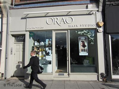 Orao Hair Studio London