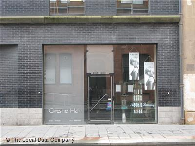 Chesne Hair Glasgow