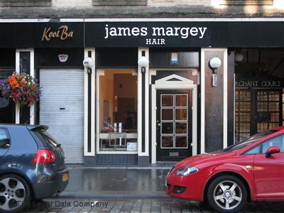 James Margey Hair Glasgow