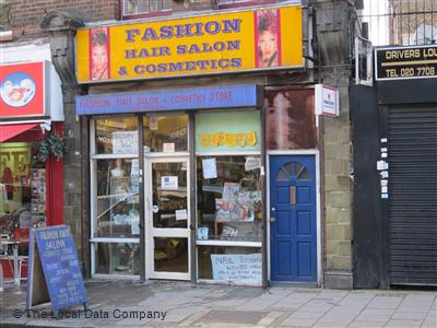 Fashion Hair Salon & Cosmetics London