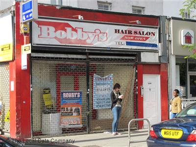 "Bobby""s Hair Salon London"