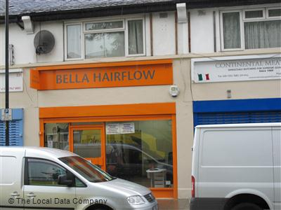 Bella Hairflow London