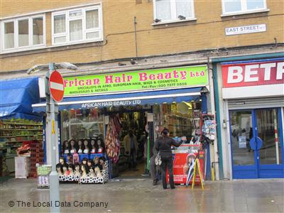 African Hair Beauty London