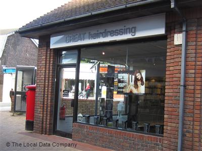 Great Hairdressing Heathfield