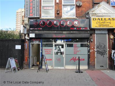 Afreen Hair & Beauty London