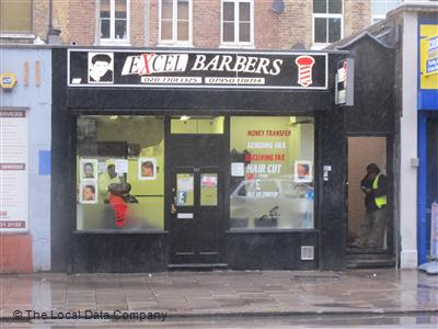 ExcelBarbers London