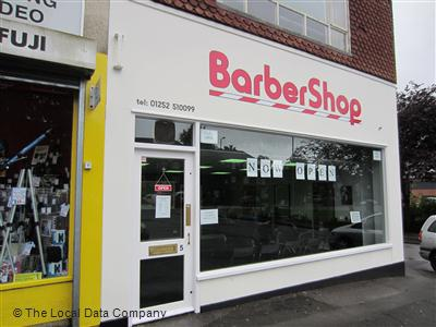 Barber Shop Farnborough
