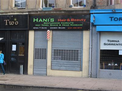 "Hani""s Hair & Beauty Glasgow"