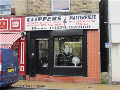 Clippers & Masterpiece Hair Replacement Centre Cleckheaton