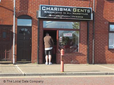 Charisma Gents Newton-Le-Willows