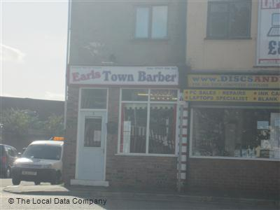 Earls Town Barbers Newton-Le-Willows