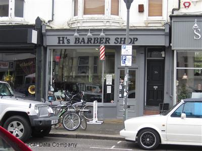 "H""s Barber Shop Hove"