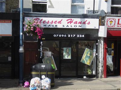 Blessed Hands London