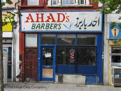 "Ahad""s Barbers London"
