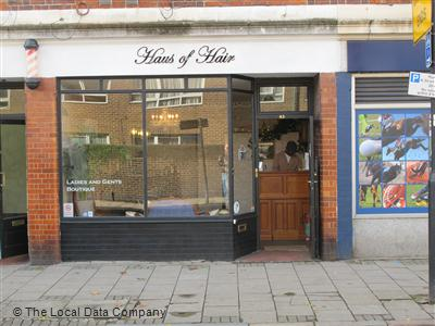 Haus Of Hair London