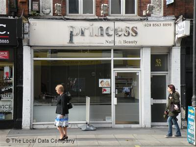 Princess Nails & Beauty London