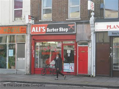 "Ali""s Barber Shop London"