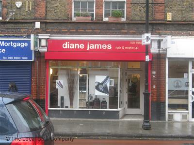 Diane James London