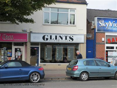 Glints Hairdressing Nottingham