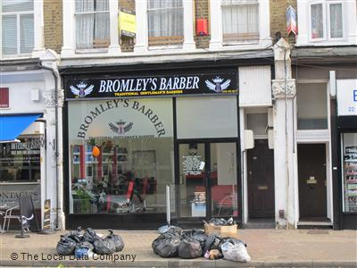 "Bromley""s Barber Bromley"