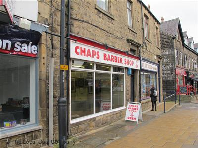Chaps Barber Shop Ilkley