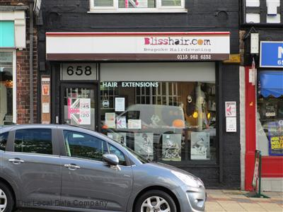 Bliss Hairdressing Nottingham