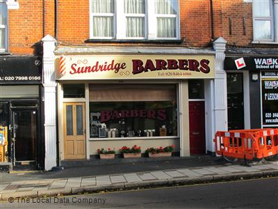 Sundridge Barbers Bromley