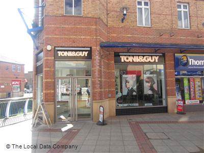 Toni & Guy Market Harborough