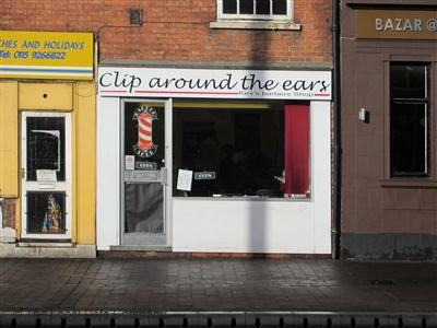 Clip Around The Ears Nottingham