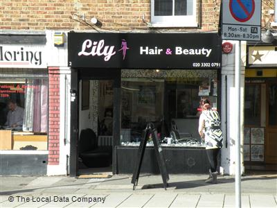 Lily Hair and Beauty Edgware