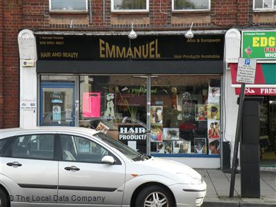 Emmanuel Hair & Beauty Edgware