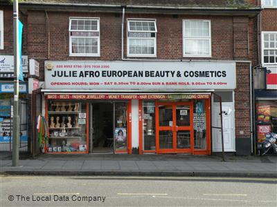 Julie Afro European Beauty & Cosmetics Edgware