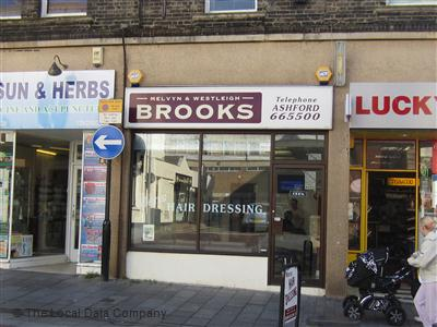 Brooks Hairdressing Ashford