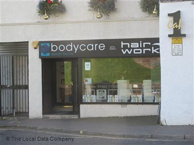 Hair Works Inverness