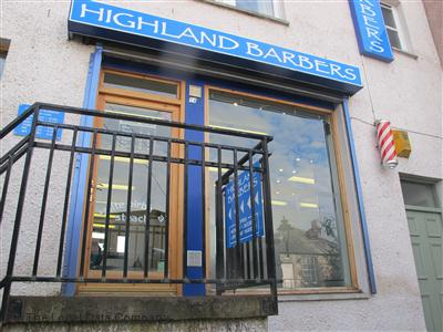 Highland Barbers Inverness