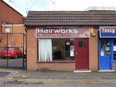 Hair Works Nottingham