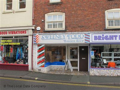 Sweeney Todd Barber Shop Oswestry