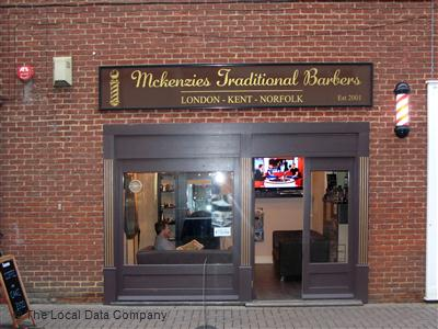 "McKenzies Traditional Barbers King""s Lynn"