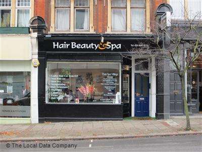 Thai Spa Village London