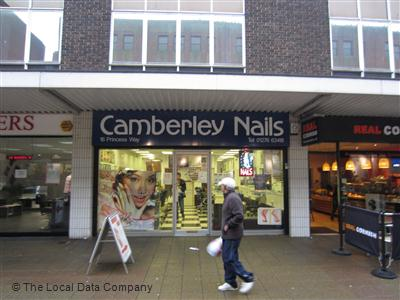 Camberley Nails Camberley