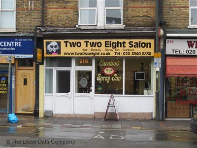 Two Two Eight Salon London