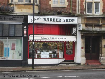 "Johnny""s Barber Shop London"