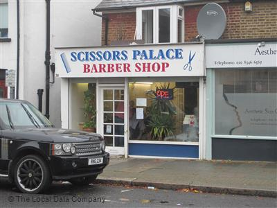 Scissors Palace Barber Shop London