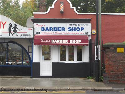 "Dugi""s Barber Shop London"