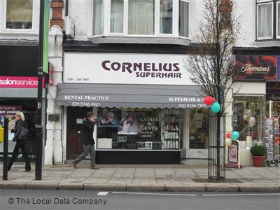 Cornelius Superhair London
