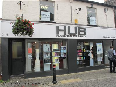 HUB Hairdressing Brentwood