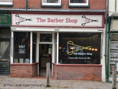 "Gatsby""s The Barber Shop Norwich"