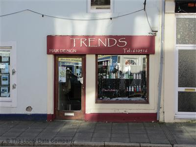 Trends Hair Design Dalbeattie